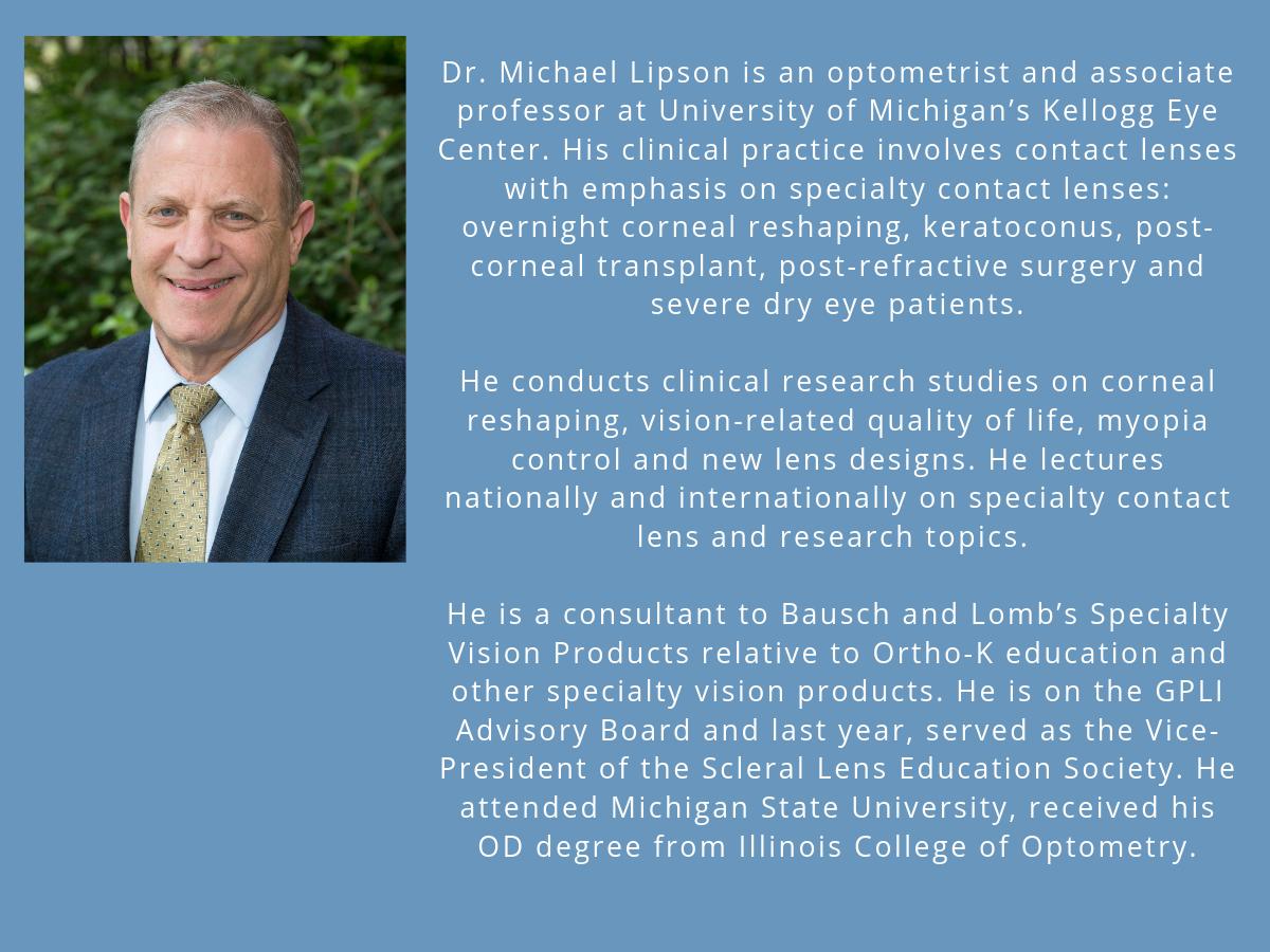 Dr. Michael Lipson  (1)
