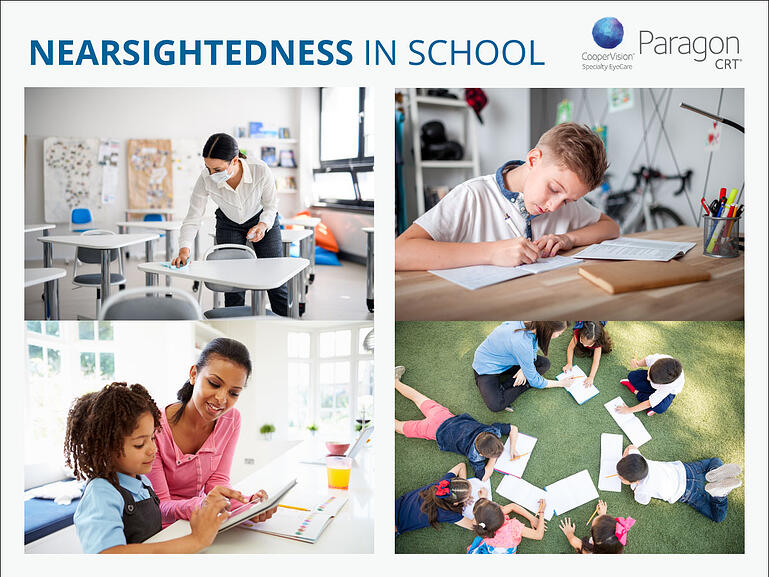 Nearsightedness-in-School