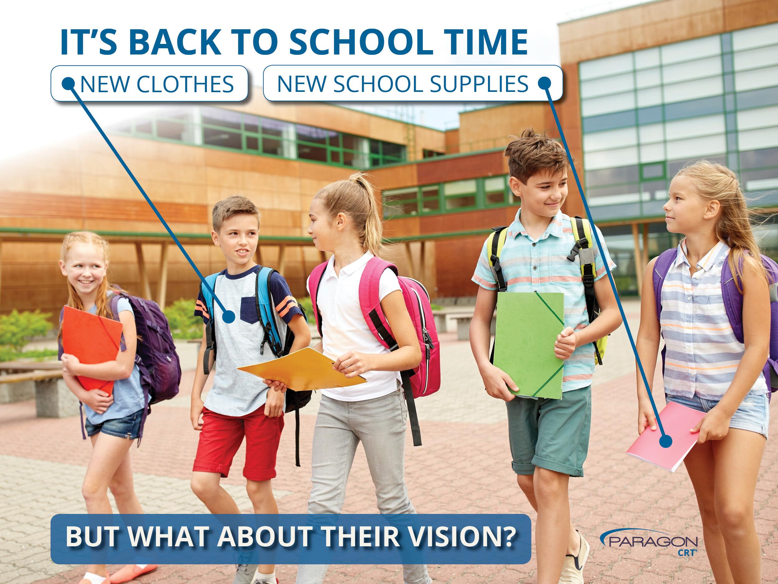 Social Media - Back to School